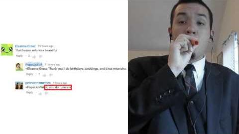 Taps played on the Kazoo - (perfect for sillier military funerals)