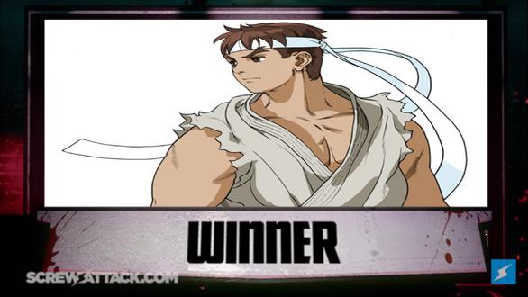 The Winner is Ryu
