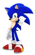Sonic 2 pose by jaysonjean-d9ei0z8