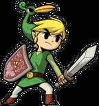 Minish Cap Toon Link