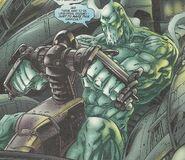 Glacius Comics
