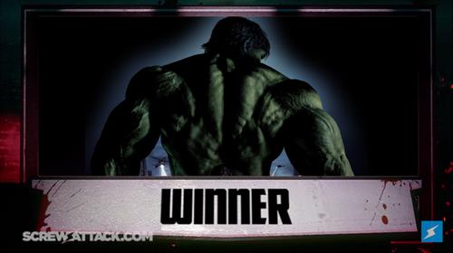 Hulk Winner