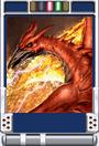 Fire rodan card