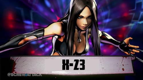 X-23 (Interlude)