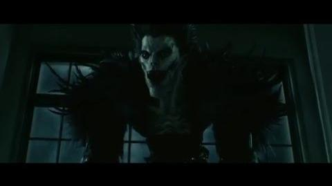 Death Note LNW second teaser trailer