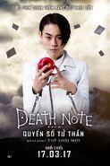 LNW Vietnamese poster Yuki Shien