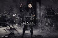 Musical Korean promo poster Ryuk