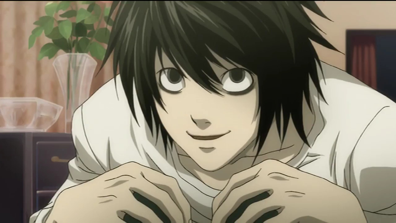 Image result for l death note