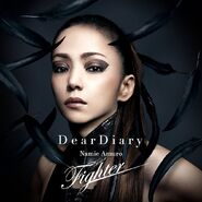 Dear Diary Fighter single with dvd