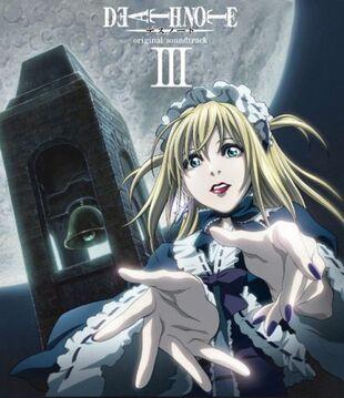 Death Note Original Soundtrack III