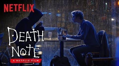 Netflix clip L Confronts Light