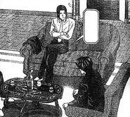 Namikawa at meeting