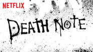 Netflix Death Note title card
