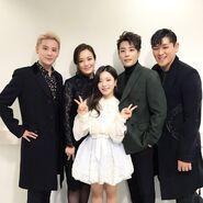 Musical Korean 2017 Showcase cast