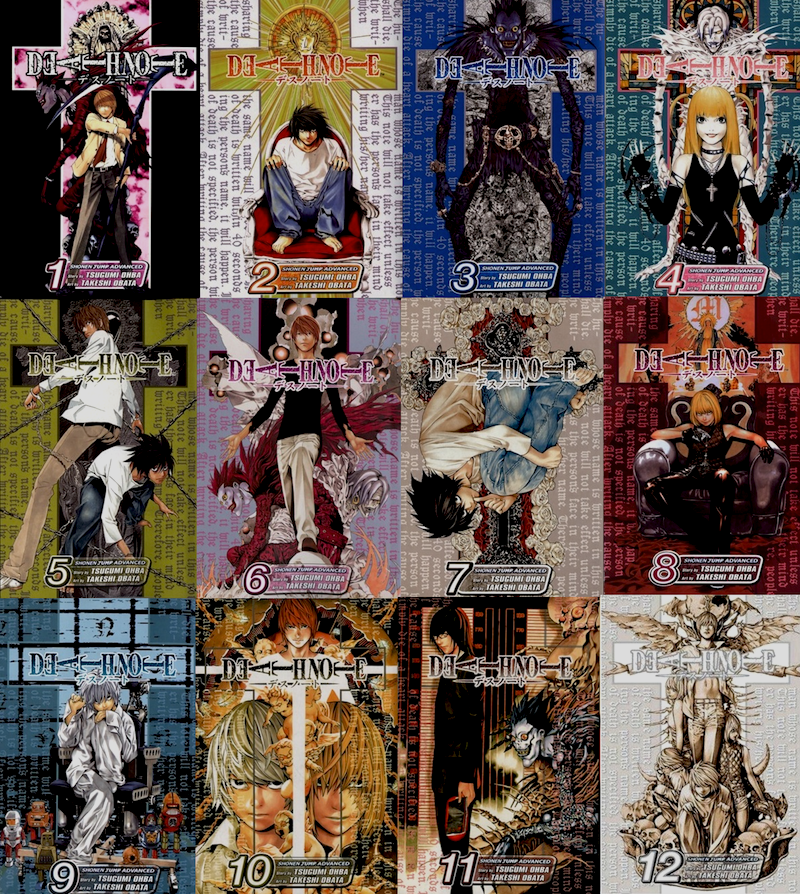 List Of Death Note Chapters