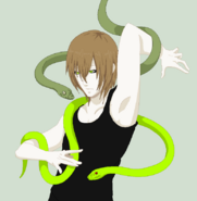 The snake charmer by tsubaki bases-d55xm4j
