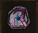 Frozen Blade Runestone