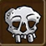 Grandpas skull