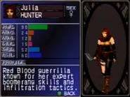 Julia info