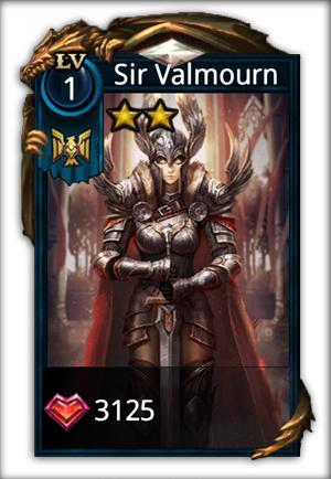 Sir Valmourn