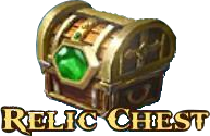 Relic Chest logo