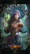 Gaia backdrop