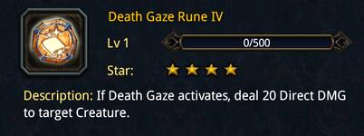 DeathGazeRune
