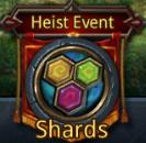 Heist event logo