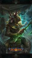 Anubis backdrop
