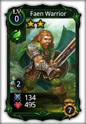 Faen Warrior