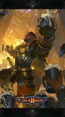 Imperator backdrop