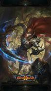 Demon Hunter backdrop