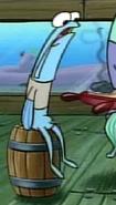 Krusty Krab Customer Fish 4