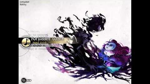 Deemo - Knight Iris - Forbidden Codex