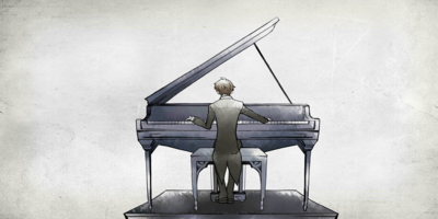 2 Wings Of Piano