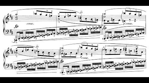 Chopin- Sonata No.3 in B minor, Op