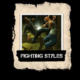 Fighting Styles (DJFFNY)