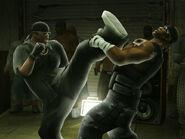 Kickboxing mid
