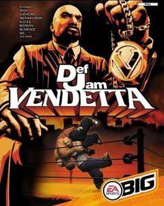 Def Jam Vendetta - Front Cover - NTSC - Gamecube