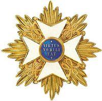 Ster van de Orde van de Nederlandse Leeuw