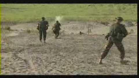 Belgian Army Battery Paracommando