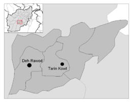 260px-Oruzgan districts2.PNG