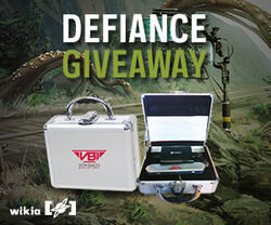 Defiance Giveaway MedRec 300x250
