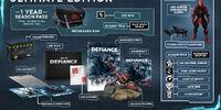 Defiance Ultimate (Gamestop) Collector's Edition