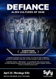 Castithan Culture and Language