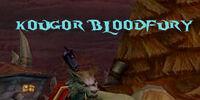 Kougor Bloodfury