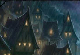 Roofs of Gilneas
