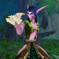 Lysandera avatar