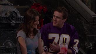 Marshall and Robin