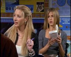 Phoebe x Rachel